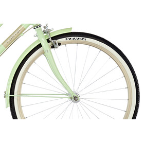 "Creme Mini Molly 24"" pistachio"